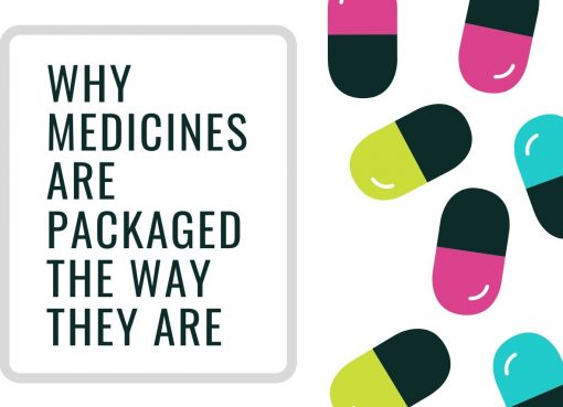 Why Medicines Are Packaged The Way They Are